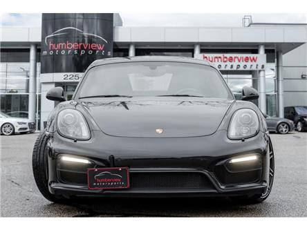 2015 Porsche Cayman  (Stk: 20HMS039) in Mississauga - Image 2 of 17