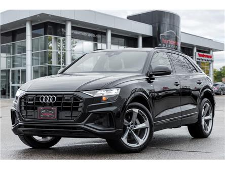 2019 Audi Q8 55 Progressiv (Stk: 19HMS1349) in Mississauga - Image 1 of 24