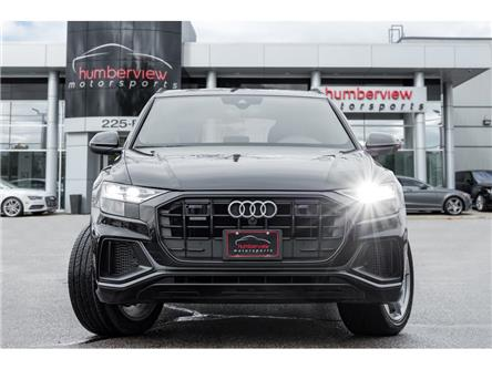 2019 Audi Q8 55 Progressiv (Stk: 19HMS1349) in Mississauga - Image 2 of 24