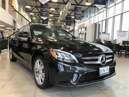 2020 Mercedes-Benz C-Class Base (Stk: 20MB048) in Innisfil - Image 1 of 22