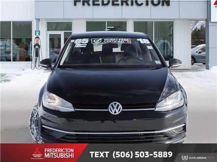 2018 Volkswagen Golf 1.8 TSI Trendline (Stk: 200096A) in Fredericton - Image 2 of 23