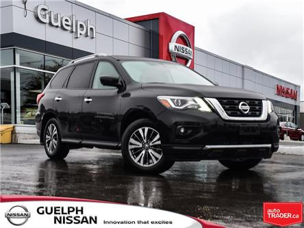 2019 Nissan Pathfinder  (Stk: UP13772) in Guelph - Image 1 of 30