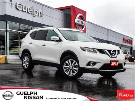 2015 Nissan Rogue  (Stk: N20224A) in Guelph - Image 1 of 27