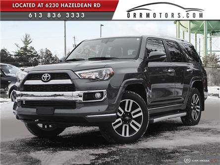 2016 Toyota 4Runner SR5 (Stk: 5935T) in Stittsville - Image 1 of 27