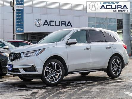 2017 Acura MDX Technology Package (Stk: 20120A) in Burlington - Image 1 of 30