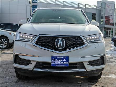 2017 Acura MDX Technology Package (Stk: 20120A) in Burlington - Image 2 of 30