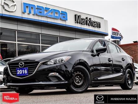 2016 Mazda Mazda3 GS (Stk: D5200078A) in Markham - Image 1 of 23