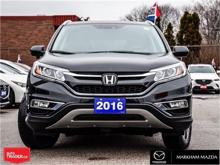2016 Honda CR-V Touring (Stk: H190871A) in Markham - Image 2 of 30