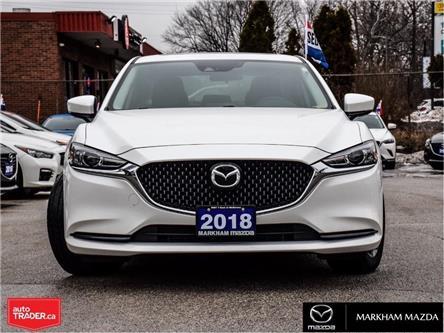 2018 Mazda MAZDA6  (Stk: G180573A) in Markham - Image 2 of 28