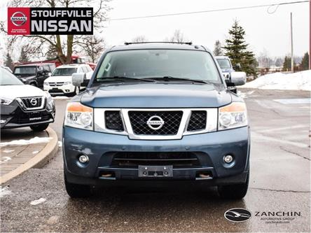 2013 Nissan Armada Platinum (Stk: 19D002A) in Stouffville - Image 2 of 25