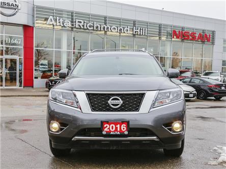2016 Nissan Pathfinder SL (Stk: RY20P004A) in Richmond Hill - Image 2 of 28
