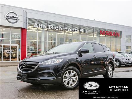 2014 Mazda CX-9 GS (Stk: RY19M066A) in Richmond Hill - Image 1 of 24