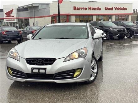 2012 Hyundai Genesis Coupe 3.8 (Stk: U12B92) in Barrie - Image 1 of 22