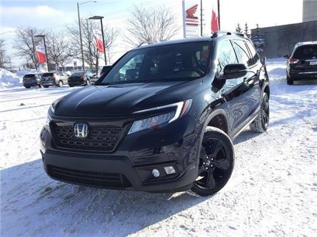 2020 Honda Passport Touring (Stk: 20433) in Barrie - Image 1 of 25