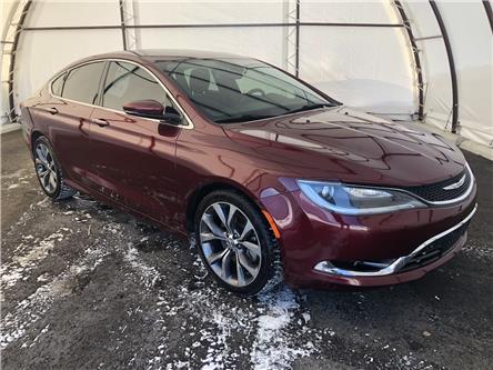 2016 Chrysler 200 C (Stk: 16381BZ0) in Thunder Bay - Image 1 of 16