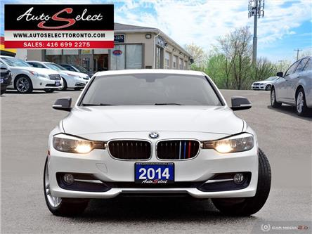 2014 BMW 320i xDrive (Stk: 1X4R767) in Scarborough - Image 2 of 28