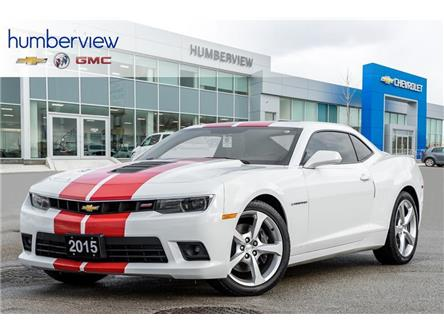 2015 Chevrolet Camaro 2SS (Stk: 19MB101A) in Toronto - Image 1 of 22