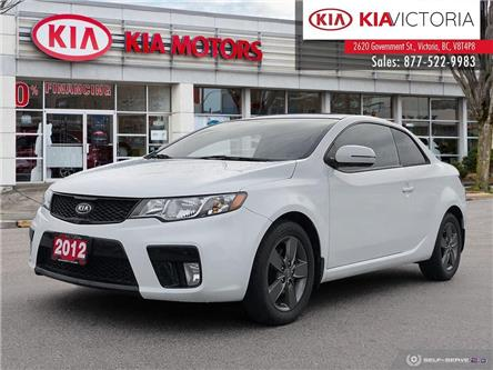 2012 Kia Forte Koup 2.0L EX (Stk: FO19-171A) in Victoria - Image 1 of 25
