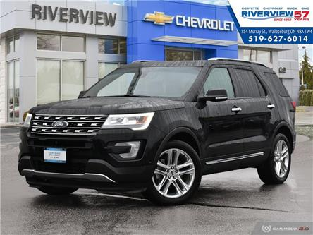 2016 Ford Explorer Limited (Stk: 19437A) in WALLACEBURG - Image 1 of 28