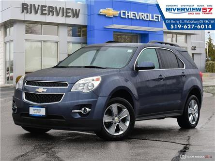2013 Chevrolet Equinox 1LT (Stk: 20079A) in WALLACEBURG - Image 1 of 25