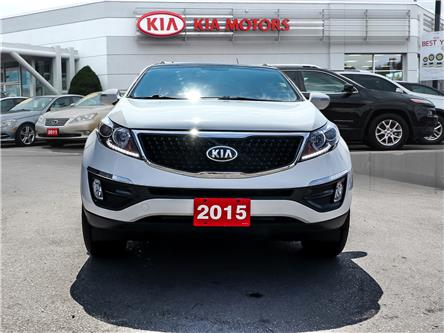 2015 Kia Sportage  (Stk: 2A5043A) in Burlington - Image 2 of 26