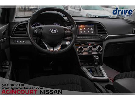 2019 Hyundai Elantra Preferred (Stk: U12732) in Scarborough - Image 2 of 25