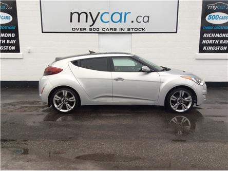 2015 Hyundai Veloster Tech (Stk: 191935) in Richmond - Image 2 of 19