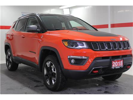 2018 Jeep Compass Trailhawk (Stk: 300250S) in Markham - Image 2 of 26