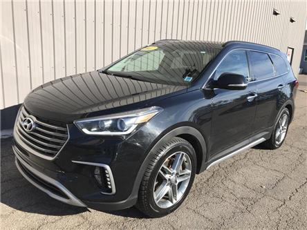 2017 Hyundai Santa Fe XL Limited (Stk: N444A) in Charlottetown - Image 1 of 2