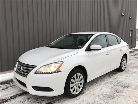 2015 Nissan Sentra 1.8 S (Stk: N565A) in Charlottetown - Image 1 of 3