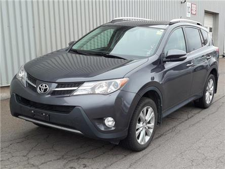 2015 Toyota RAV4 Limited (Stk: X4821A) in Charlottetown - Image 1 of 2