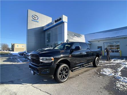 2019 RAM 3500 Big Horn (Stk: UT332) in Woodstock - Image 1 of 25