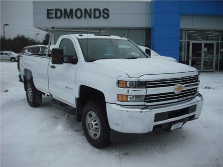 2018 Chevrolet Silverado 2500HD WT (Stk: 9678A) in Huntsville - Image 1 of 18