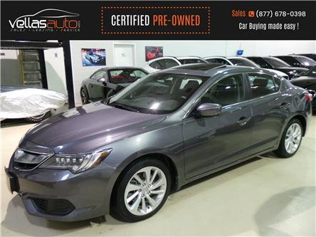 2017 Acura ILX Premium (Stk: NP3442) in Vaughan - Image 1 of 29