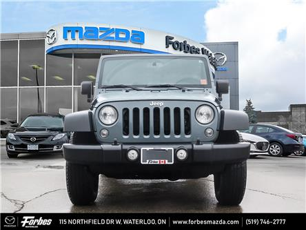 2014 Jeep Wrangler Unlimited Rubicon (Stk: M6713A) in Waterloo - Image 2 of 21