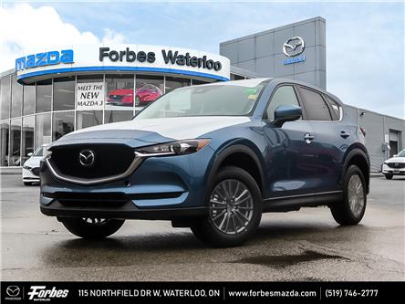 2020 Mazda CX-5 GS (Stk: M6859) in Waterloo - Image 1 of 12