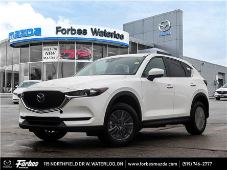 2020 Mazda CX-5 GS (Stk: M6862) in Waterloo - Image 1 of 13