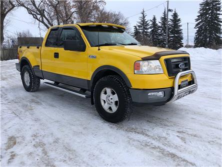 2004 Ford F-150 FX4 (Stk: ) in Winnipeg - Image 1 of 22