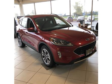 2020 Ford Escape SEL (Stk: LUA18318) in Wallaceburg - Image 1 of 13