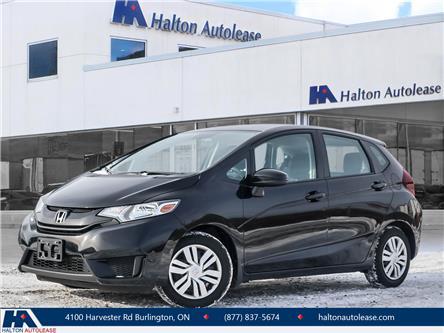 2016 Honda Fit LX (Stk: 310700) in Burlington - Image 1 of 25
