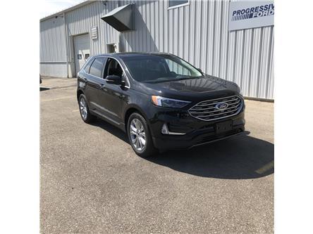 2019 Ford Edge Titanium (Stk: KBC54856) in Wallaceburg - Image 1 of 16