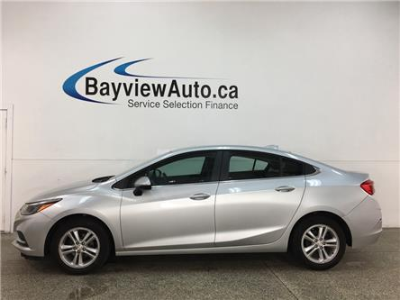 2017 Chevrolet Cruze LT Auto (Stk: 36142W) in Belleville - Image 1 of 23