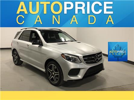 2017 Mercedes-Benz GLE 400 Base (Stk: H0808) in Mississauga - Image 1 of 30