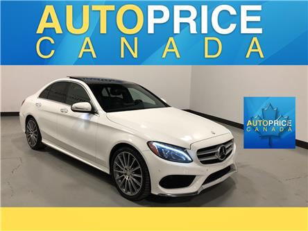 2015 Mercedes-Benz C-Class Base (Stk: W0786) in Mississauga - Image 1 of 27