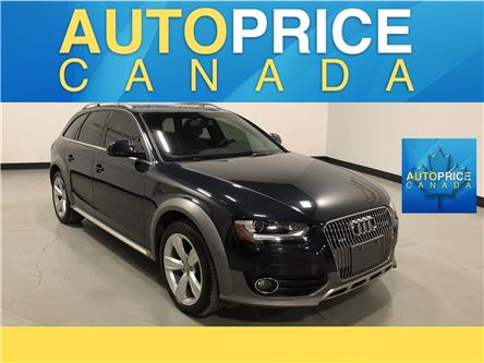 2016 Audi A4 allroad 2.0T Progressiv (Stk: W0790) in Mississauga - Image 1 of 28