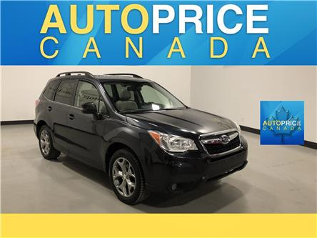 2016 Subaru Forester 2.5i Limited Package (Stk: W0807) in Mississauga - Image 1 of 30