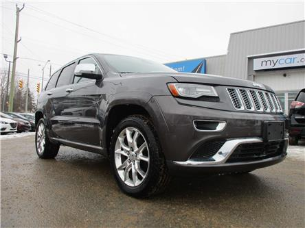 2014 Jeep Grand Cherokee Summit (Stk: 191915) in Kingston - Image 1 of 14