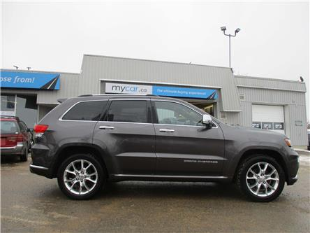 2014 Jeep Grand Cherokee Summit (Stk: 191915) in Kingston - Image 2 of 14