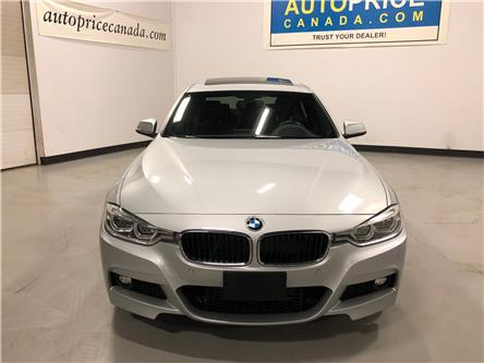 2016 BMW 328d xDrive (Stk: W0812) in Mississauga - Image 2 of 29