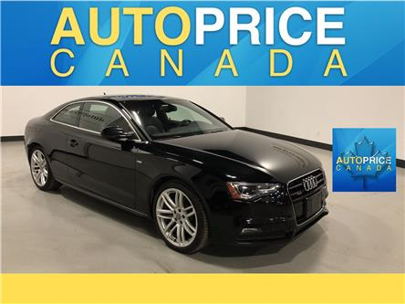 2016 Audi A5 2.0T Progressiv plus (Stk: W0820) in Mississauga - Image 1 of 25